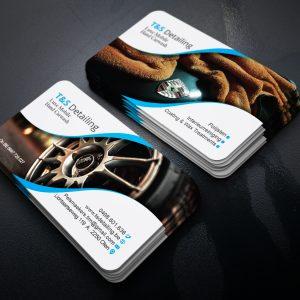 Business Cards & Design